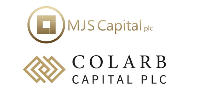 MJS Capital and Colarb Capital logos
