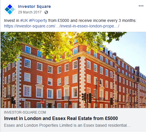 Essex and London Properties
