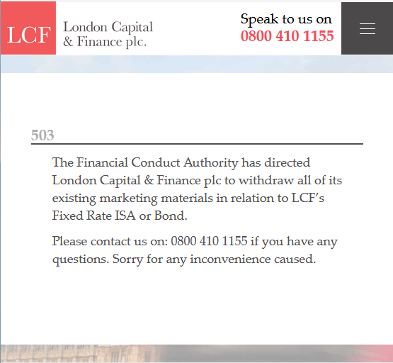 FCA marketing