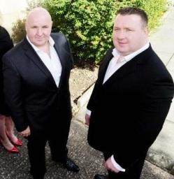 Harewood Associates' David and Peter Kiely