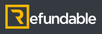 Refundable logo